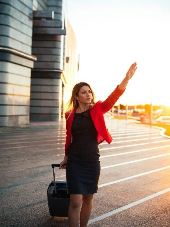 Rejsebureau erhvervsrejse